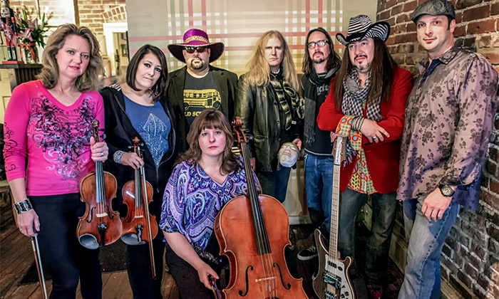 Mr. Majestyk's 8 Track Revival...and His Cavalcade of All-Stars (A Musical Tribute to the 1970's) - The Oriental Theater: Mr. Majestyk's 8 Track Revival : A Musical Tribute to the 1970's on Friday, November 20, at 8 p.m.