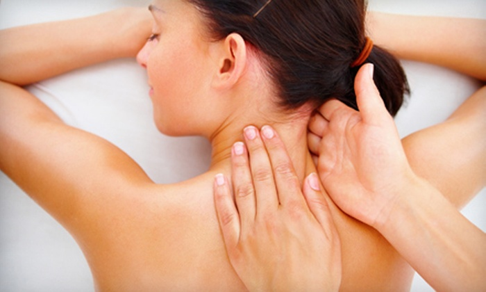 Bruce Street Family Chiropractic - Rosemount: $49 for a Three-Visit Chiropractic Package with Massage at Bruce Street Family Chiropractic (Up to $299 Value)