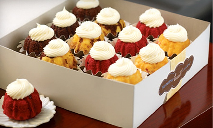 Nothing Bundt Cakes - Multiple Locations: $10 for $20 Worth of Baked Goods at Nothing Bundt Cakes