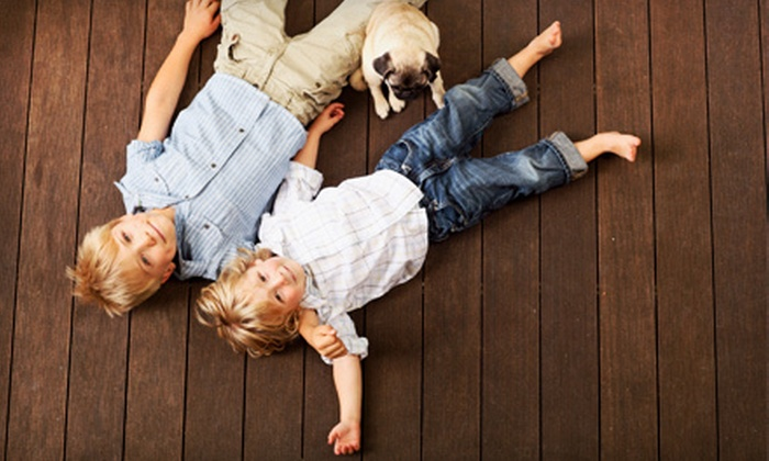 Extreme Clean Hard Surface Cleaning & Restoration - Hutchinson: Floor or Deck Cleaning or Vehicle Scent Removal from Extreme Clean Hard Surface Cleaning & Restoration in Hutchinson (Up to 58% Off)