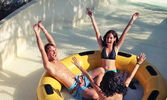 Wild Water Adventure Park - Clovis: Water-Park Visit with Early Entry for Two or Four on September 13, at Wild Water Adventure Park (Up to 57% Off)