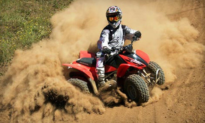 San Diego Motorsport Rentals - Ocotillo Wells/Borrego Springs: $50 for a Four-Hour ATV Rental from San Diego Motorsport Rentals (Up to $110 Value)