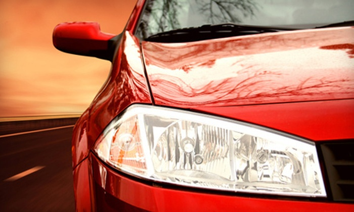Perfection Auto Spa - Irving Park: Three Hand Car Washes with Interior Cleaning from Perfection Auto Spa (Up to 51% Off). Three Options Available.