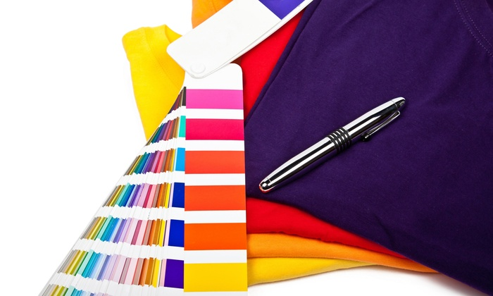 Creative Advertising Promotions - Central Fort Lauderdale: 12 Polo Shirts with a Custom Logo at Creative Advertising Promotions (48% Off)