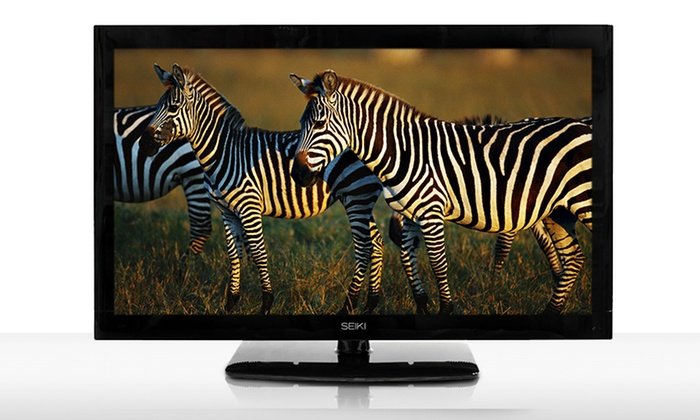 Seiki 46 In. 1080p 60Hz LCD TV (RBLC-46G68): Seiki 46 In. 1080p 60Hz LCD TV (RBLC-46G68) (Manufacturer Refurbished).