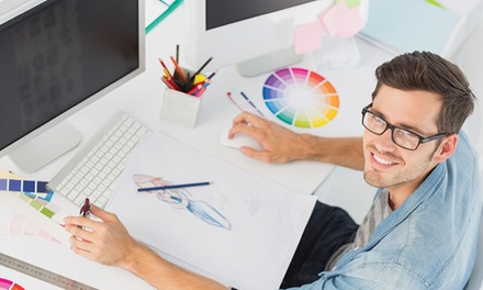 Online Graphic Design Course Bundle with Career Match