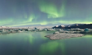 ✈ 5-Day Iceland Northern-Lights Trip & Airfare
