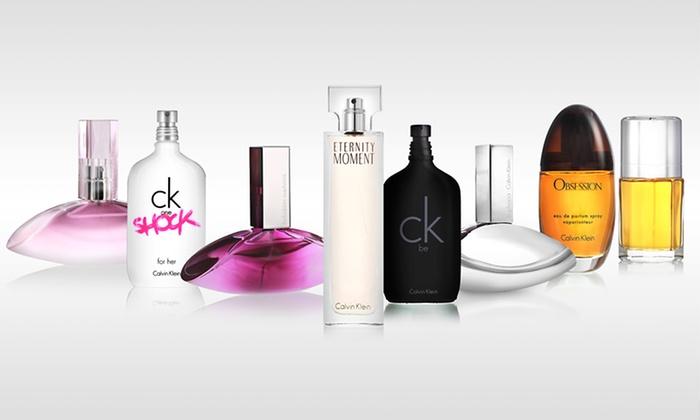 Calvin Klein Women's Fragrance: 1.7 Fl. Oz. Bottle of Calvin Klein Women's Fragrance (Up to 56% Off). 8 Scents Available. Free Shipping.