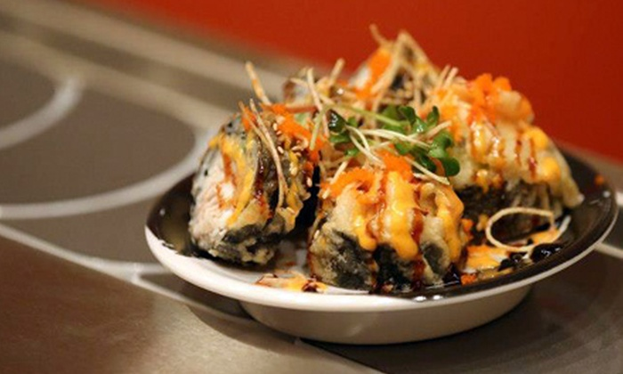 Enso Sushi - Downtown: Sushi for Two or More at Enso Revolving Sushi Bar (Half Off)
