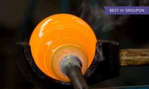 Shatter Glass Group: Glass-Blowing Hanging Amphora-Vase Class for One or Two at Shatter Glass Group (Up to 53% Off)