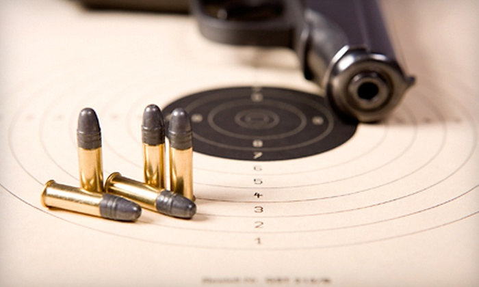 Close Quarters Tactical - Utica: $29 for One-Hour Shooting-Range Package for Two at Close Quarters Tactical in Shelby Township ($76.99 Value)