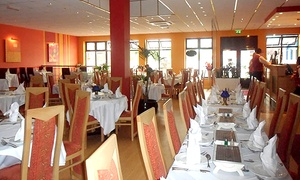 Spicy Kalkata Club: Two-Course Indian Meal With Wine for £7.50 at Spicy Kalkata Club (52% off)