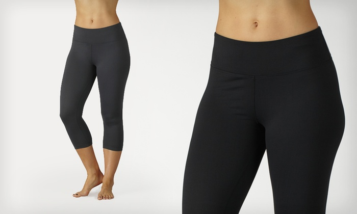 Marika Balance Collection Capri Leggings: $16.99 for Marika Balance Collection Capri Leggings ($50 List Price). 8 Options Available. Free Shipping and Returns.