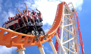 Luna Park in Coney Island: One Ride Wristband or Two Wristbands with Five Extreme Thrill Rides at Luna Park in Coney Island (Up to 43% Off)