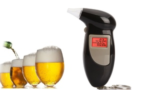 Pocket Breathalyser (70% Off)