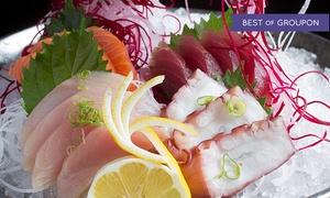 Samba West:  Asian Fusion Cuisine at Samba West (Up to 50% Off)