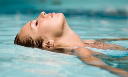 $29 for Three Hydromassage Sessions at Sinful Tans New Age Spa, Inc. ($60 Value)