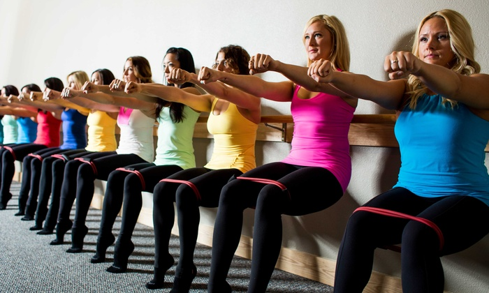 Pure Barre - Madeira: Five or Ten Classes at Pure Barre Cincinnati-Kenwood (Up to 60% Off)