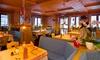 Hotel Ladinia - Badia: Alta Badia: Hotel Ladinia, fino a 7 notti in doppia o matrimoniale con mezza pensione, 1 massaggio e Spa per 2