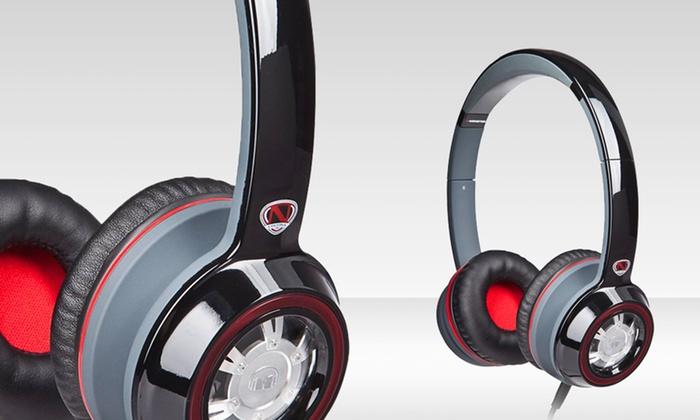 ca2b1942e85 Monster Ncredible Ntune On-Ear Hd Headphones - Image Headphone Mvsbc.Org