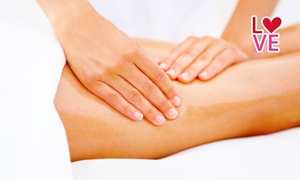 THERAPYC LIFE SPAZIO BENESSERE: 3 sedute con massaggio corpo e viso o localizzato e pressoterapia da Therapyc Life Spazio Benessere (sconto fino a 80%)