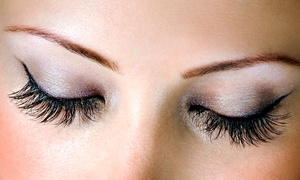 Mie's Beauty World: Set of Lash Extensions with Optional Fill or Two Sets of Lash Extensions at Mie's Beauty World (Up to 56% Off)