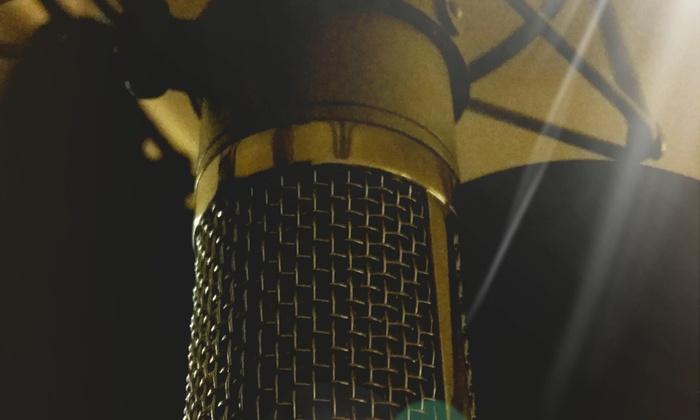 Pancake Studios - Pancake Studios : Three Hours of In-Studio Recording from Pancake Studios (45% Off)