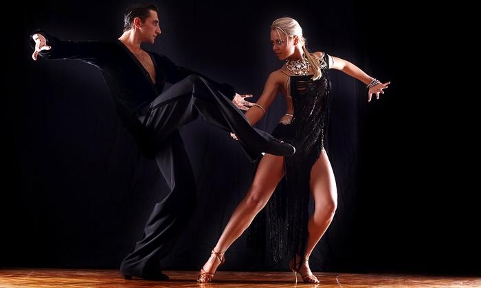 Anoush Dance Studio - Grandview: $60 for $120 Toward Eight Salsa-Dance Classes — Anoush Dance Studio