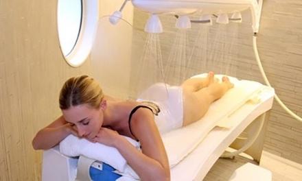 """Spa ilimitado para 2 con masaje """"Date un capricho"""" o de piedras calientes desde 64,90€ en Fairmont Spa Rey Juan Carlos I"""