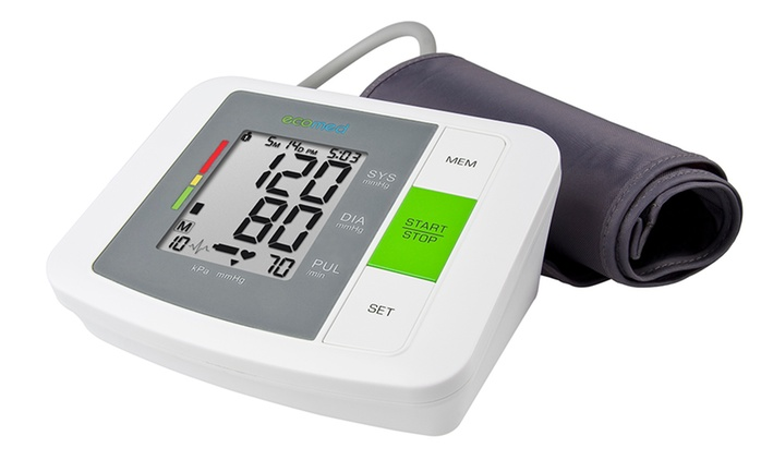 Ecomed Blood Pressure Monitor for £17.99