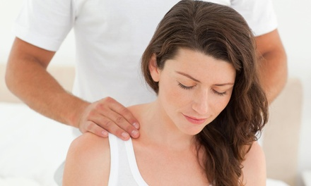 Chiropractic Exam and Consultation with One or Two Visits at Able Chiropractic (Up to 42% Off)