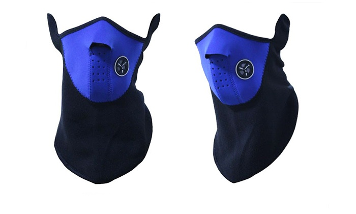 Groupon Goods: Fleece Ski Mask (Delivery Included)