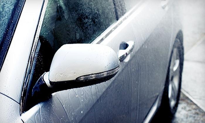 Bristol Speedwash - Santa Ana: $10 Worth of Car Washes