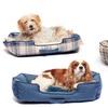 Herringbone Handle Pet Bed Cuddler