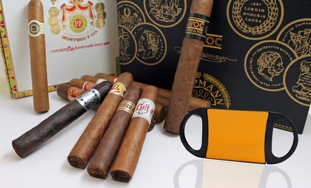10-Pack Cigar Samplers from Mike's Cigars from $19.99–$49.99