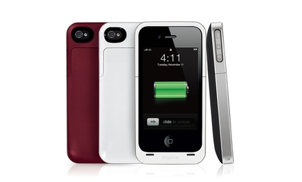 mophie juice pack Battery Cases for iPhone 4/4S (Manufacturer Reconditioned). Multiple Styles from $24.99–$29.99.