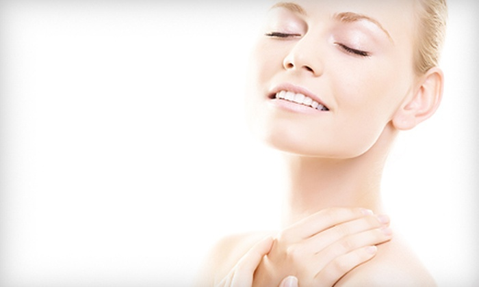 Doucet & Strain - South Side: $89 for a Medical Microdermabrasion with Obagi Blue Radiance Peel at Doucet & Strain ($200 Value)