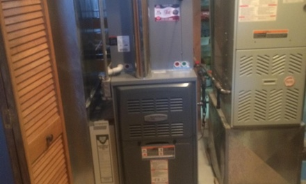 Furnace Tune-Up and Safety Inspection from COMFORT FIRST HEATING AND COOLING, Inc. (45% Off)