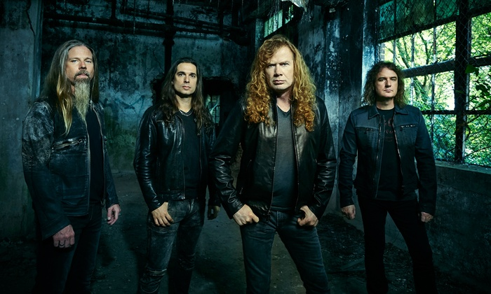 Megadeth - The Republik: Megadeth at 8 p.m. on March 2 or 3