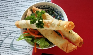 TurCuisine: $18 for $35 Worth of Turkish and Mediterranean Cuisine at TurCuisine
