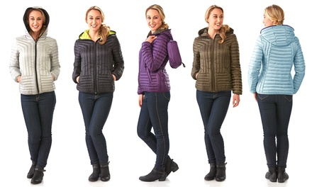 Halifax Packable Women's Down Jacket