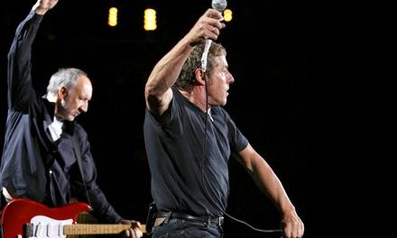 The Who at Bridgestone Arena on Monday, May 11