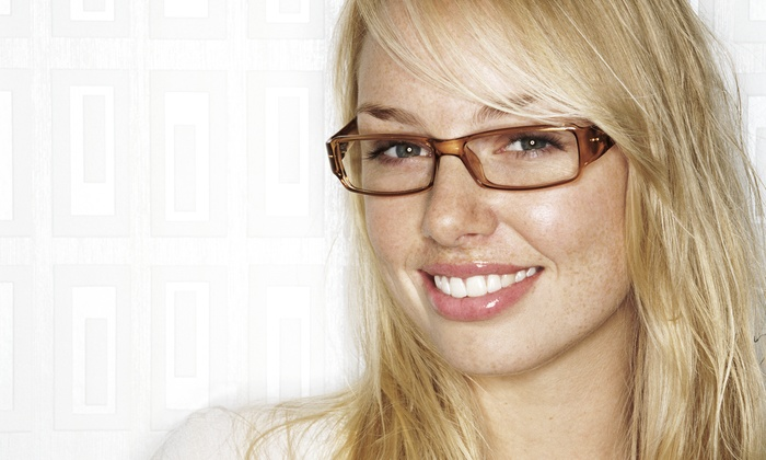 My Eye Shoppe - Norwalk: $58 for $128 Toward Basic Frames and Lenses — My Eye Shoppe