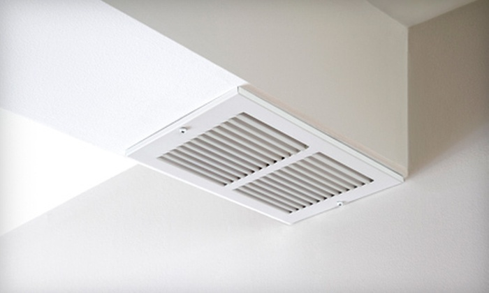 KleenRite of North Carolina - Piedmont Triad: Air-Duct Cleaning with Optional Dryer-Vent Cleaning from KleenRite of North Carolina (Up to 81% Off)