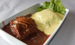 Marcellu's: Rodízio de filés + ilha de massas + saladas e sobremesas no Marcellu's – Alto Petrópolis