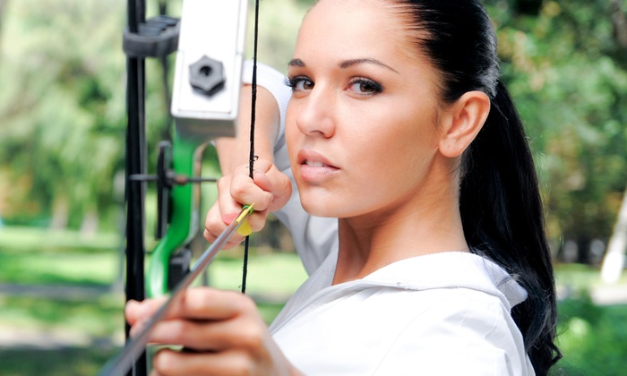 CTU - San Francisco: Two Hours of Archery from CTU (43% Off)