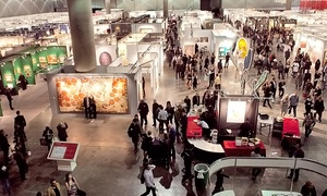 One- Or Four-day Passes To La Art Show For One, Two, Or Four At La Convention Center On January 15–18 (up To 53% Off)