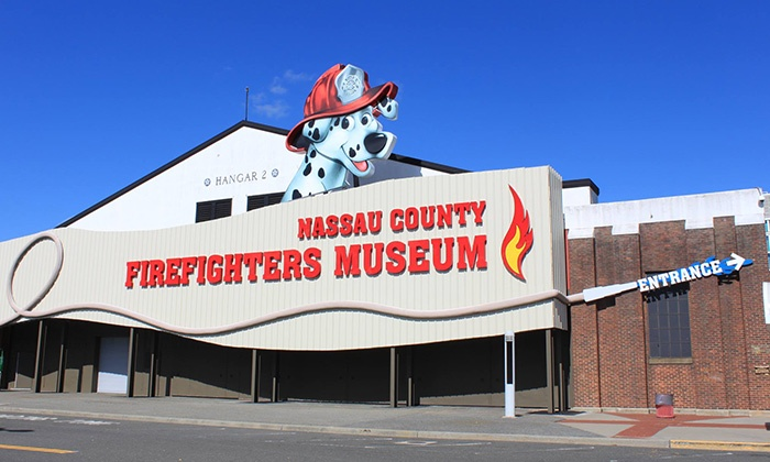 Nassau County Firefighter 39 S Museum Up To 54 Off Garden City Ny Groupon