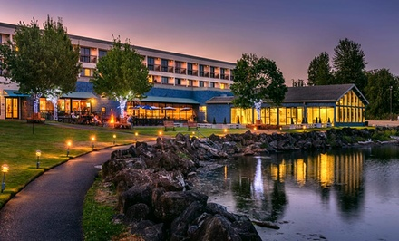 Stay with Daily Breakfast for Two at Best Western Plus Silverdale Beach Hotel in Silverdale, WA; Dates into January 2019