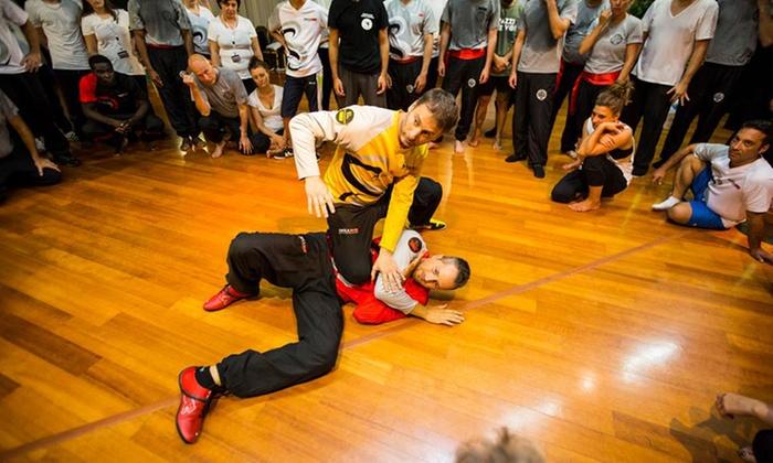 IWKA UK - Multiple Locations: Five or Ten Kung Fu Classes at Omni Martial Arts
